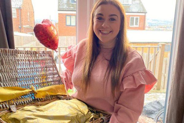 valentines winner