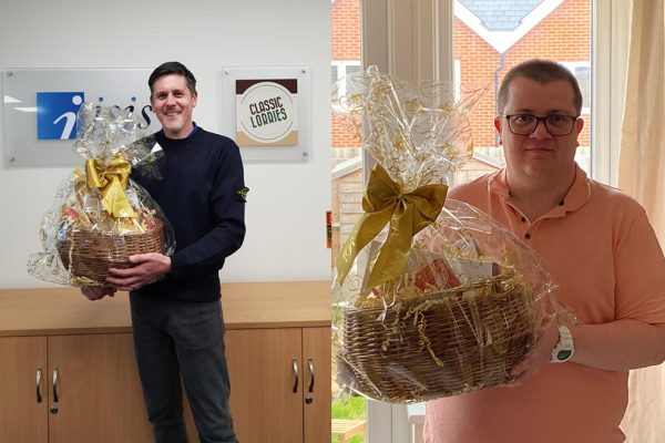 easter prize draw winners